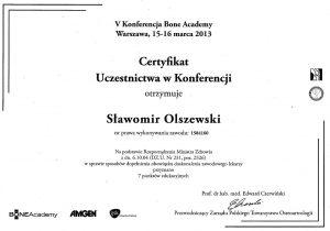 Konferencja laryngologiczna Bone Academy Białystok