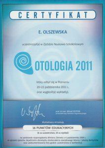 Laryngologiczny zjazd pracowników Białystok