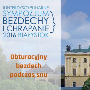 Sympozjum laryngologiczne z chrapania Białystok