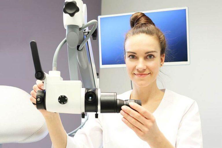endoskopowe badanie krtani Białystok