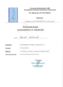 Szkolenie z fizykoterapii Białystok