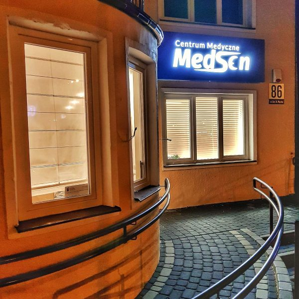 Gabinet ortopedyczny i laryngologiczny MedSen Białystok