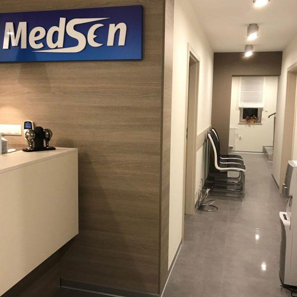 Hol Centrum Medycznego MedSen Białystok
