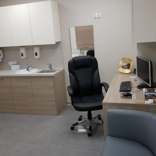 Nasz gabinet ortopedyczny w Białymstoku