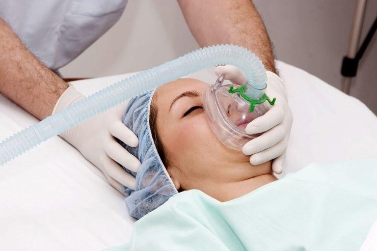 Zabieg leczenia bezdechu sennego