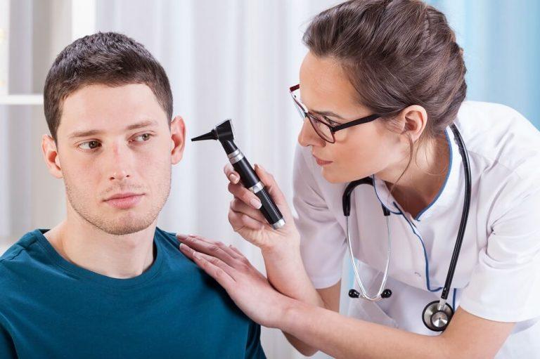 Diagnoza chorób uszu Białystok