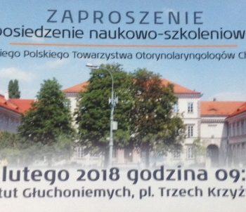 Zaproszenie od ortopedy Białystok