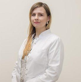 Specjalistka z Centrum MedSen Białystok