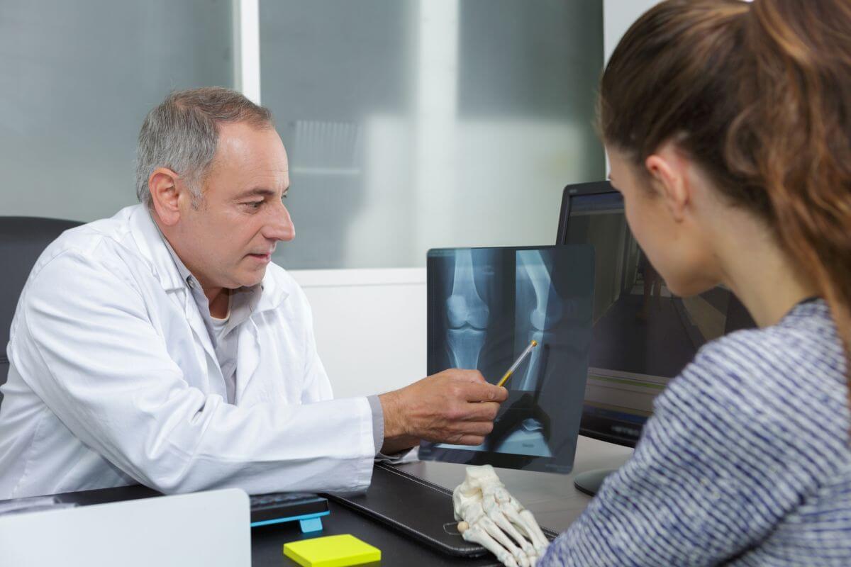 Ortopeda - wizyta w gabinecie Białystok